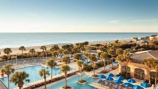 Top 10 Beachfront Hotels in Myrtle Beach, South Carolina, USA