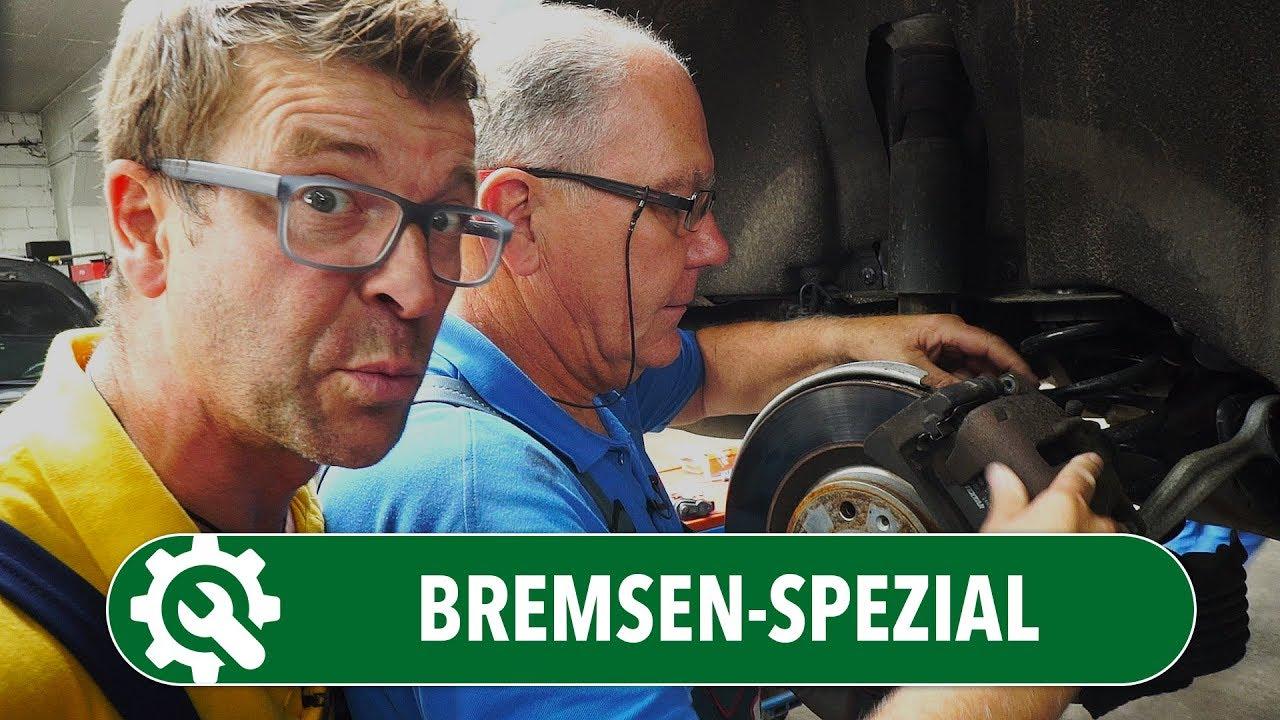 bremsen-reparatur und elektrische feststellbremse | das große