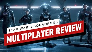 Star Wars: Squadrons Multiplayer Review (Video Game Video Review)
