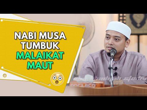 Nabi Musa TUMBUK Malaikat Maut ! | Ustaz Wadi Annuar
