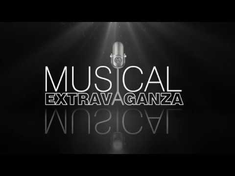musical extravaganza promo