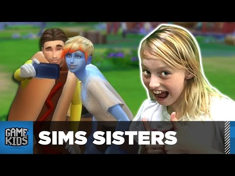 Dating Bonanza Retreat - Sims Sisters Episode 46