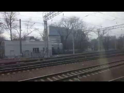 Поезд 003В Москва  Белгород