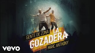 Gente De Zona La Gozadera Cover Audio Ft. Marc Anthony