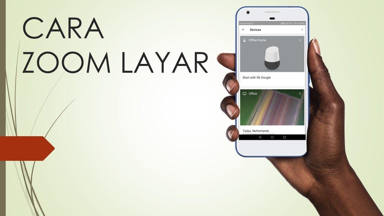 cara zoom layar handphone xiaomi tanpa aplikasi tambahan