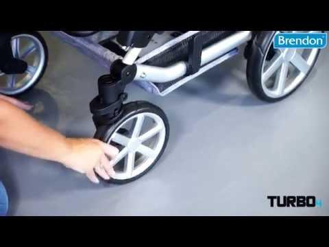 ABC Design Turbo 4 babakocsi