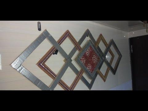 Unique Wall Hanging Ideas.. !! Wall Hanging Craft Ideas.. !!Gadac Diy ...!! Ideas Diy.. !!!