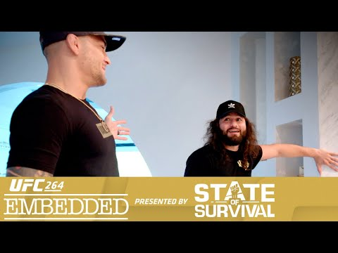 UFC 264 Embedded: Vlog Series - Episode 3