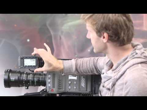 Arri Amira – Complete Setup And Overview Tutorial Video