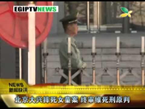 北京大兴摔女童事件_CQTV:北京大兴摔死女童案 终审维死刑原判 - YouTube