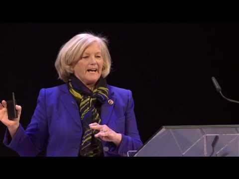 Why food policy is worth fighting for: Chellie Pingree at TEDxManhattan