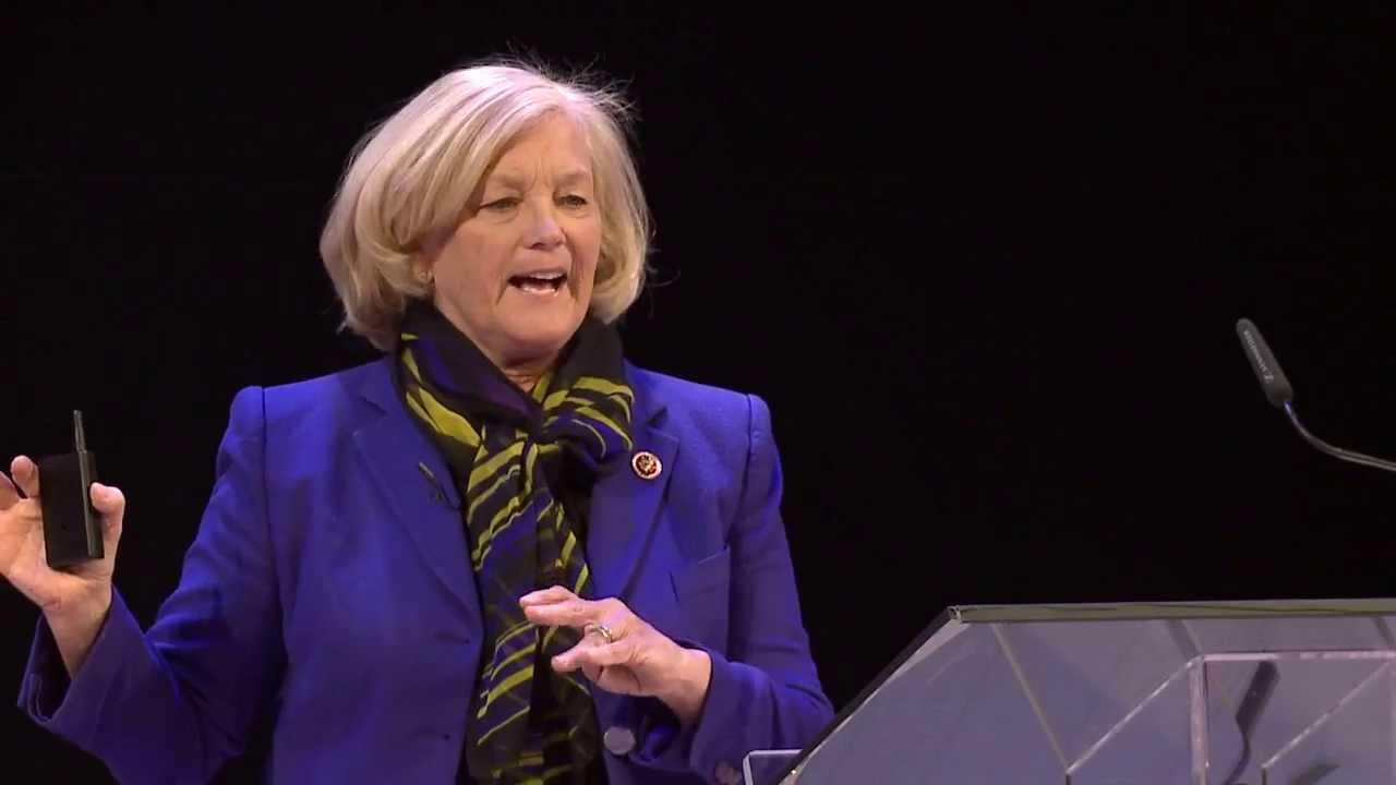 Why Food Policy Is Worth Fighting For Chellie Pingree At Tedxmanhattan