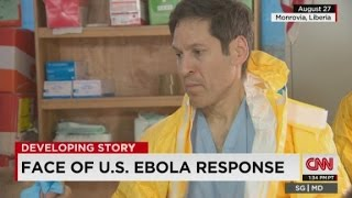 Sanjay Gupta MD: Meet the face of the U.S. Ebola response