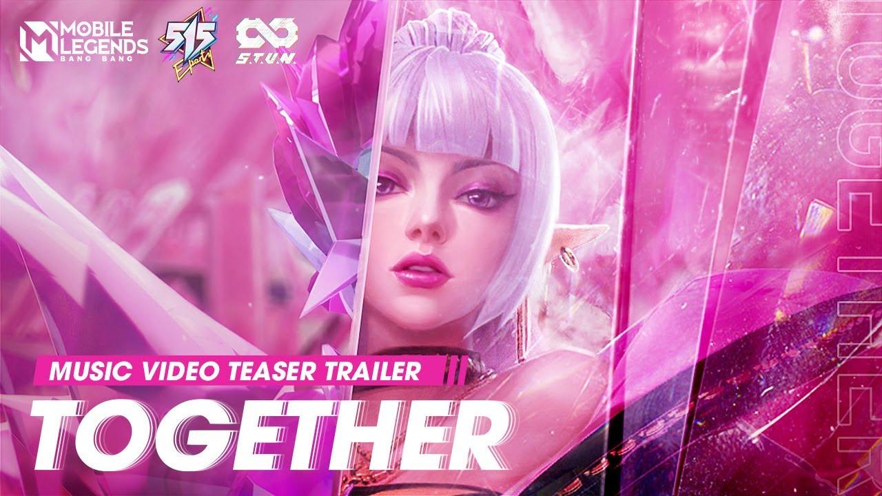 Together | Music Video Teaser Trailer | Mobile Legends: Bang Bang