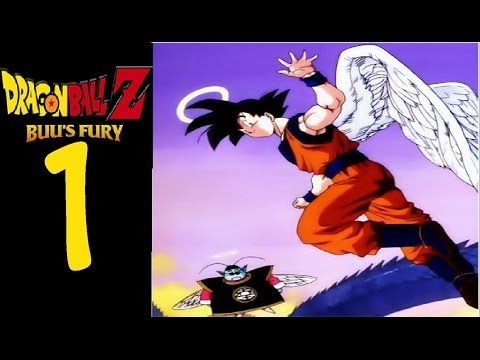 Let's Play Dragon Ball Z Buu's Fury: Episode 1: Higher Plane