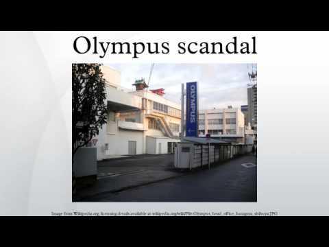 Olympus scandal