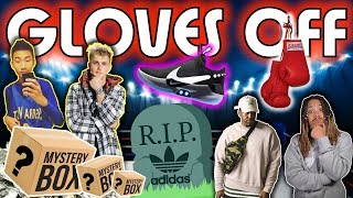 MYSTERY BOX SCAMS EXPOSED ??? NIKE NEW AUTO LACING SNEAKER & WHERE IS ADIDAS IN 2019 AND MORE !!!