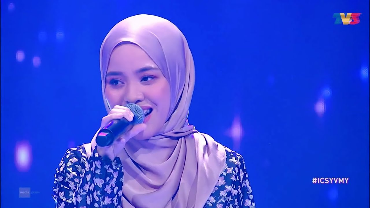I CAN SEE YOUR VOICE | Nur Wafa Amira Hisamudin #ICSYVMY