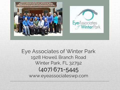 Eye Associates of Winter Park REVIEWS - Winter Park FL Optometrist