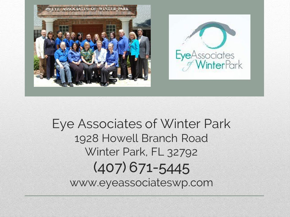 eye associates of winter park reviews winter park fl