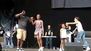 SL2 perform On A Ragga Tip live @ Penn Festival 2014