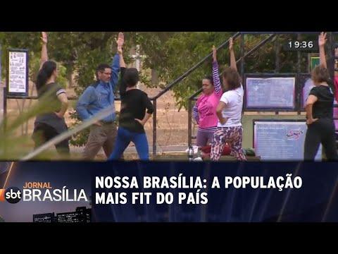 Nossa Brasília: Brasilienses aderem à pratica de esportes ao ar livre