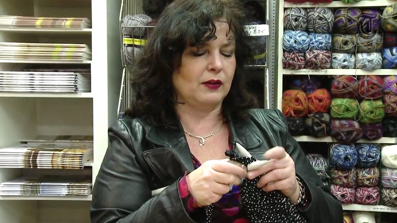 Een Chanel Tas Breien Doe Je Zo Youtube