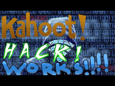 HOW TO HACK KAHOOT (WIN EVERY TIME) *WORKING* 2017