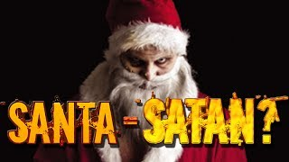 Santa=Satan