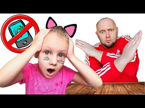 Новые правила поведения для детей Ya-Nastya
