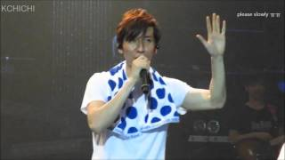 151101 w-inds. Blue Blood tour in HK Cantonese - 小鮮肉