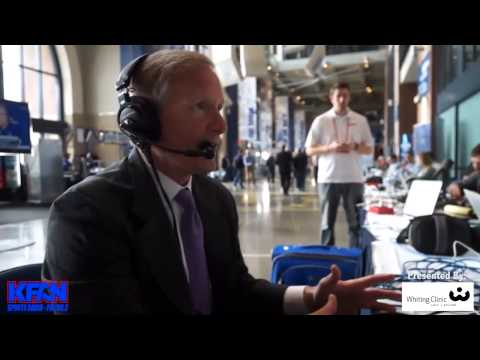 Mike Mayock Tells KFAN Who He Thinks Should Be Drafted 1st Overall and It's Not Who You Think...
