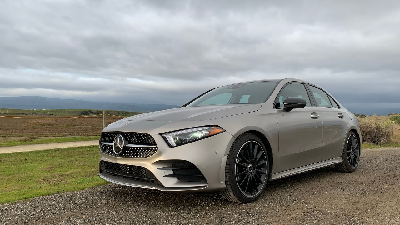 New 2019 Mercedes-Benz A 220 Drive - YouTube