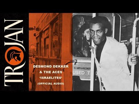 "Desmond Dekker & The Aces - ""Israelites"" (Official Audio)"