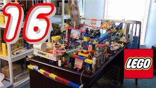 The LEGO Machine