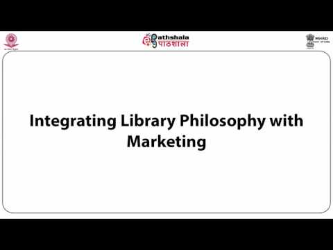 Digital library : marketing and promotions (LIS)