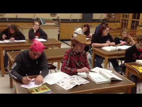 Wahama High School: Fall 2017 HEROs Challenge Submission