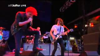 My Chemical Romance Bulletproof Heart Live Hurricane Festival 2011