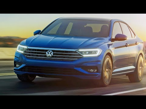 2019 Volkswagen Jetta – Ready to fight Honda Civic sedan