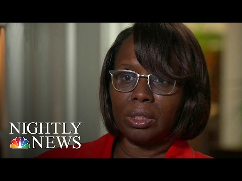 Dylann Roof Told Survivor: 'I'm Going To Leave You Here to Tell the Story' | NBC Nightly News