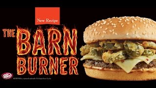 CarBS - Farmer Boys Barn Burner Burger