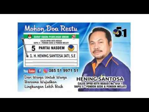 Download Musik Sebelum Buka Puasa, Nostalgia di Corong Radio (Contoh Sosialisasi CaLeg NasDem Kota Bekasi)