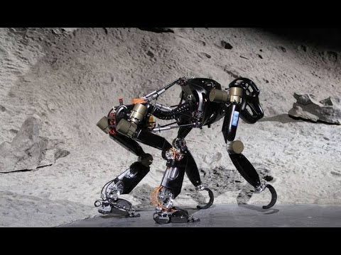 Robot Monkey Built for Space Missions