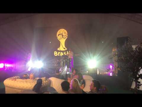 Paul Hardcastle Jr - Brazil World Cup Performance