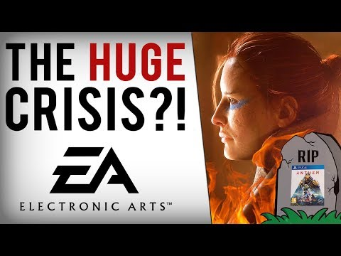 EA's Big Crisis - Anthem Nearly Abandoned, Battlefield V Greedy Trouble & Apex Legends Earnings TANK