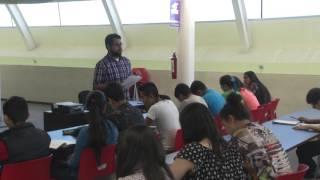 Concluyen curso del college board del IMJUVE Saltillo