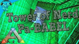 The Colossal Tower of Nerd Pa-BABEL Build and Best Friend Taming! Nerd Parade