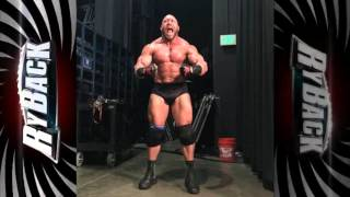 2016 Ryback NEW WWE Theme Song -