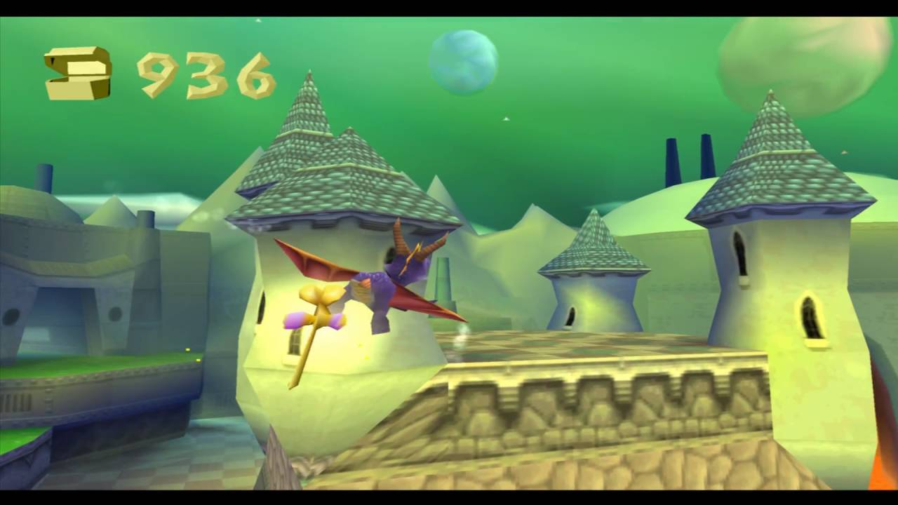 Spyro the Dragon Pt. 34 [Gnasty's Loot + 120% Ending]
