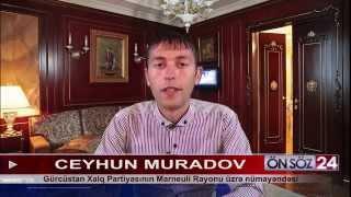 Seckidən - seckiyə: Marneuli 2014 - Ceyhun Muradov